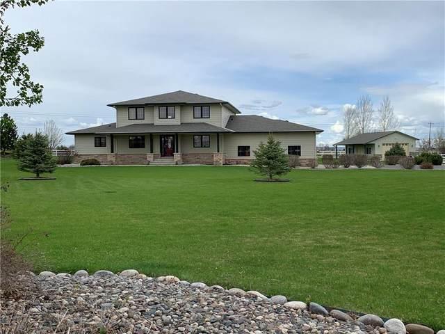 2375 Prairie Rose Cir, Laurel, MT 59044 (MLS #303488) :: MK Realty