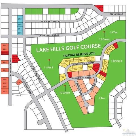2204 Gleneagles Boulevard, Billings, MT 59105 (MLS #307316) :: The Ashley Delp Team