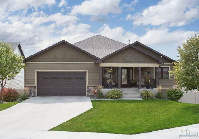 3116 E Copper Ridge Loop, Billings, MT 59106 (MLS #311459) :: Search Billings Real Estate Group