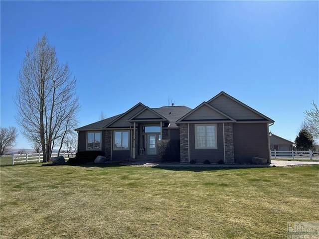 1615 Pheasant Brook Circle, Laurel, MT 59044 (MLS #314984) :: MK Realty