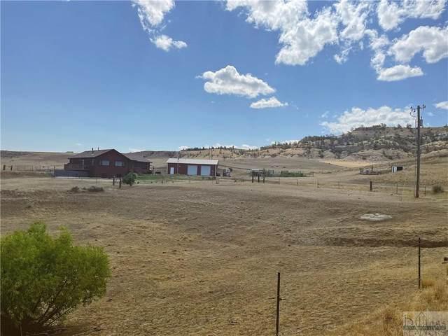 27 W Rim Drive, Bridger, MT 59014 (MLS #321759) :: Search Billings Real Estate Group