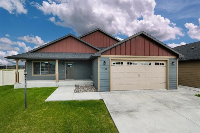 1115 Wilderness Drive, Billings, MT 59106 (MLS #281035) :: Realty Billings