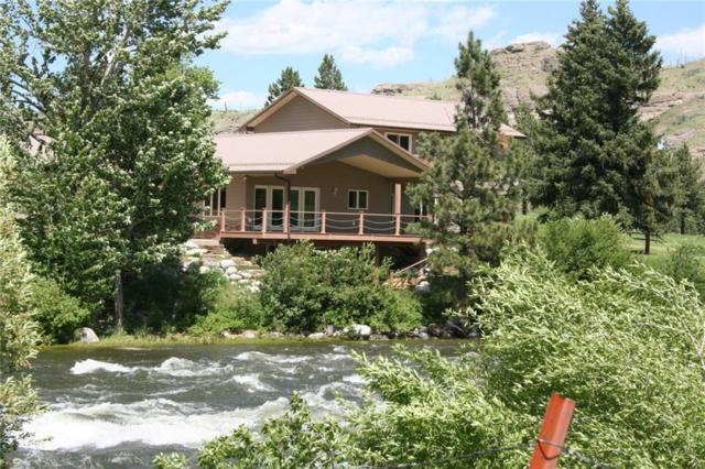 1207 Stillwater River Road, Absarokee, MT 59061 (MLS #281589) :: Realty Billings