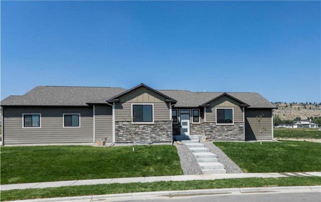 4643 Elk Ridge, Billings, MT 59106 (MLS #285670) :: Realty Billings