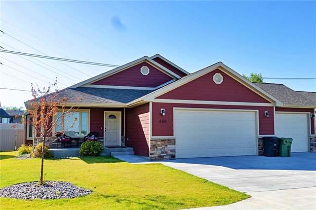 680 Winter Green Drive, Billings, MT 59105 (MLS #289796) :: MK Realty