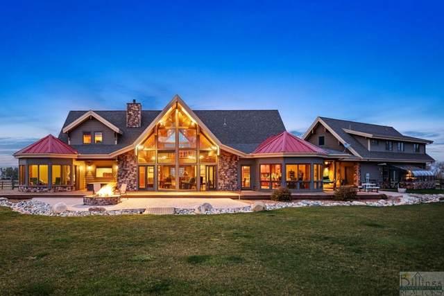 31 Tipton Lane, Red Lodge, MT 59068 (MLS #294546) :: MK Realty