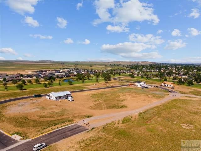 2122 Gleneagles Boulevard, Billings, MT 59105 (MLS #307331) :: Search Billings Real Estate Group