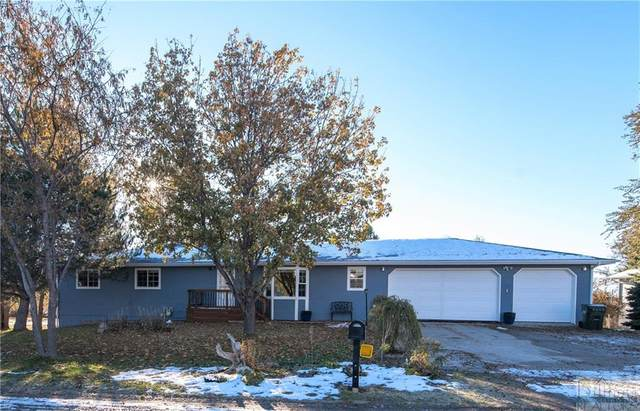 1742 Prescott Dr, Billings, MT 59105 (MLS #310811) :: The Ashley Delp Team