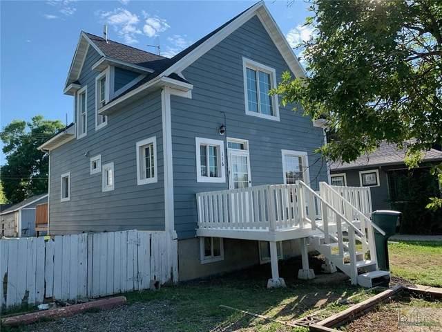 116 Broadwater, Billings, MT 59101 (MLS #320163) :: Search Billings Real Estate Group
