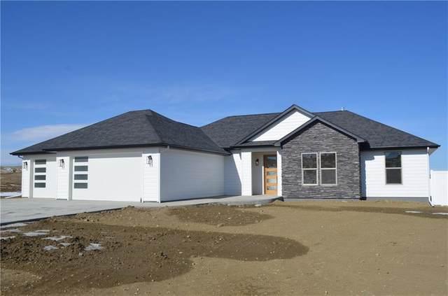 1329 Muckle Trail, Billings, MT 59105 (MLS #291317) :: Search Billings Real Estate Group