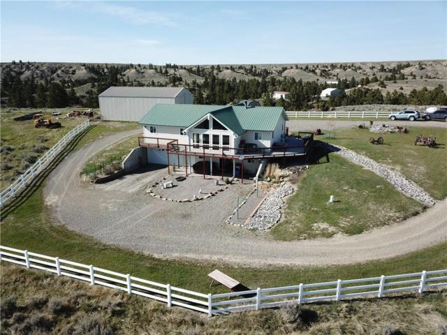 4226 S Mountain View Road, Molt, MT 59057 (MLS #292367) :: The Ashley Delp Team