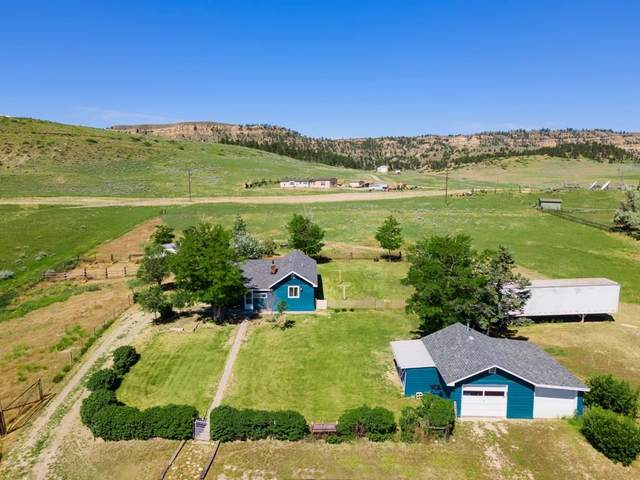 106 Hill Avenue, Fromberg, MT 59029 (MLS #307411) :: The Ashley Delp Team