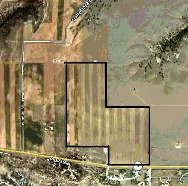 Hwy 3, 0 Airport Road, Billings, MT 59106 (MLS #283850) :: Realty Billings
