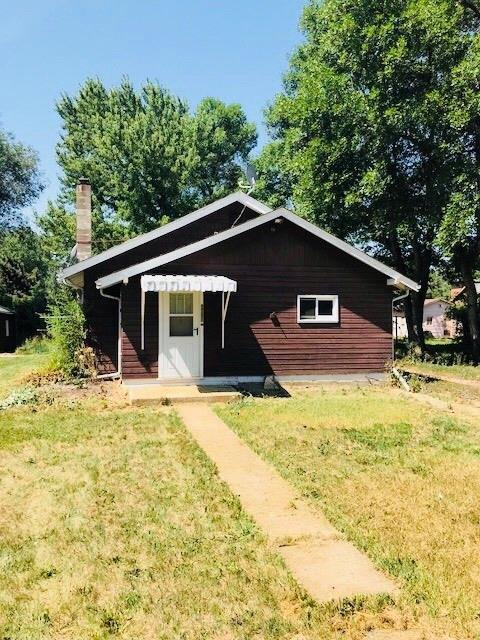 108 Helen Street, Lodge Grass, MT 59050 (MLS #289276) :: Realty Billings