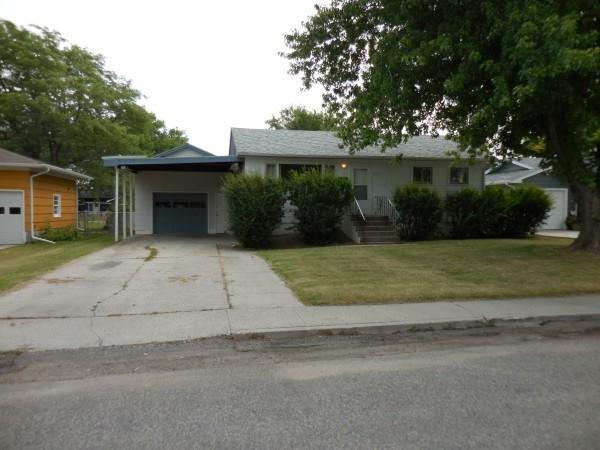 821 25th Street W, Billings, MT 59102 (MLS #289554) :: Realty Billings