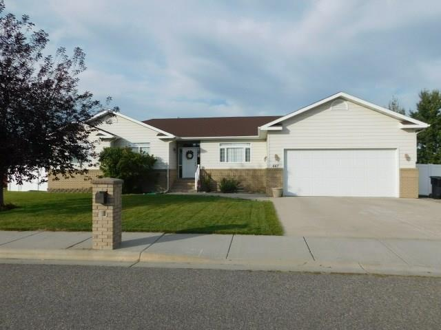 667 Black Diamond Rd, Billings, MT 59105 (MLS #289591) :: The Ashley Delp Team