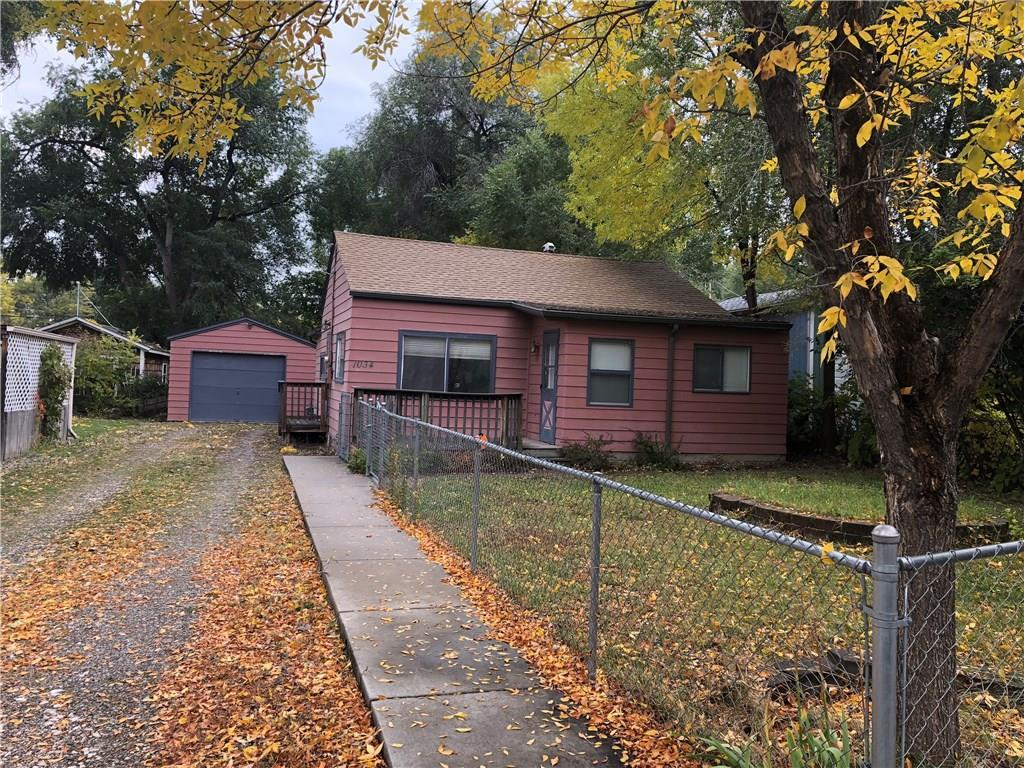 1034 N 22nd St Billings, MT 59101