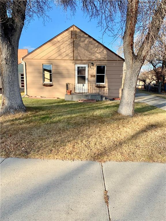 907 Custer, Billings, MT 59101 (MLS #291454) :: Realty Billings