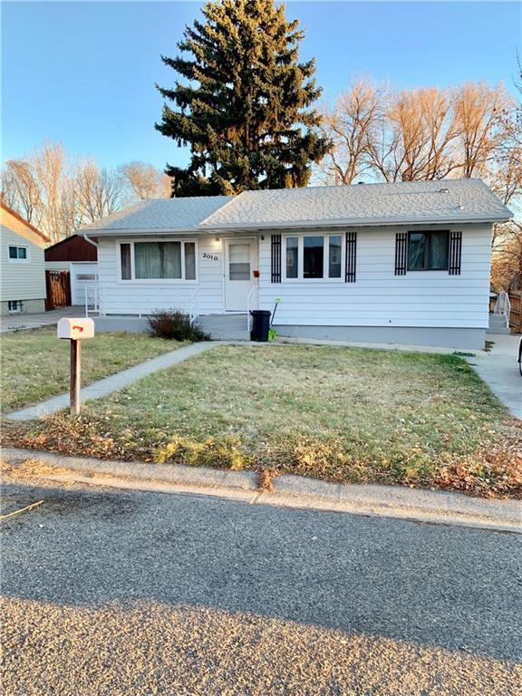 2010 11TH AVENUE NORTH, Billings, MT 59101 (MLS #291456) :: Search Billings Real Estate Group