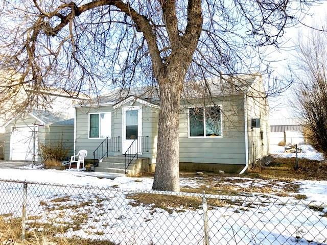 535 Riverside Road, Billings, MT 59101 (MLS #292031) :: The Ashley Delp Team