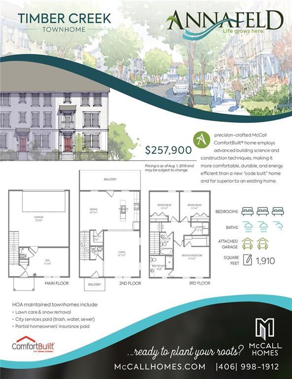 1703 Walter Creek Boulevard, Billings, MT 59101 (MLS #292240) :: Realty Billings