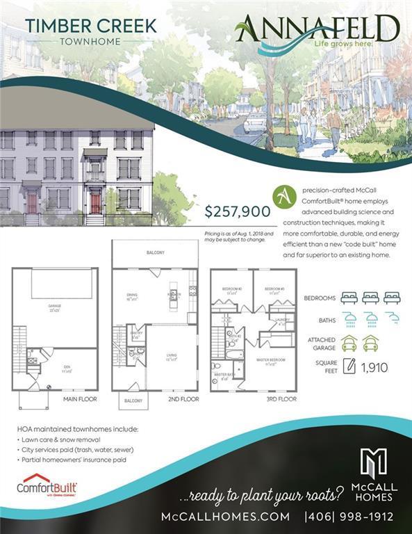 1711 Walter Creek Boulevard, Billings, MT 59101 (MLS #292248) :: Search Billings Real Estate Group