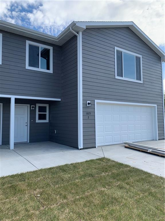 1025 Yellowstone #2, Billings, MT 59102 (MLS #297492) :: Search Billings Real Estate Group