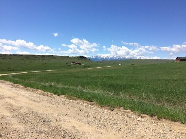 LOT 33 Crow Chief, Absarokee, MT 59001 (MLS #299721) :: Search Billings Real Estate Group