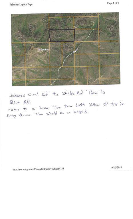 NHN Blue Rd., Roundup, MT 59072 (MLS #300826) :: The Ashley Delp Team