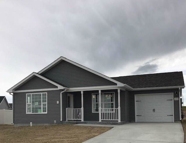 2317 Acacia Circle, Billings, MT 59105 (MLS #300852) :: MK Realty