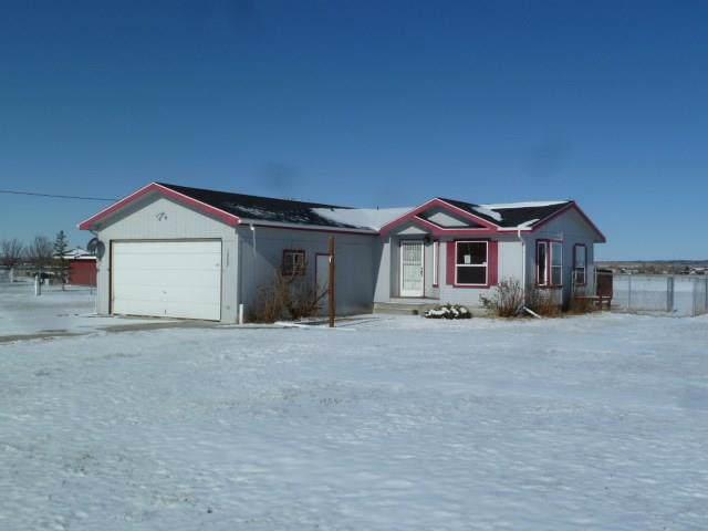 1225 Homestead Drive, Worden, MT 59088 (MLS #301572) :: MK Realty