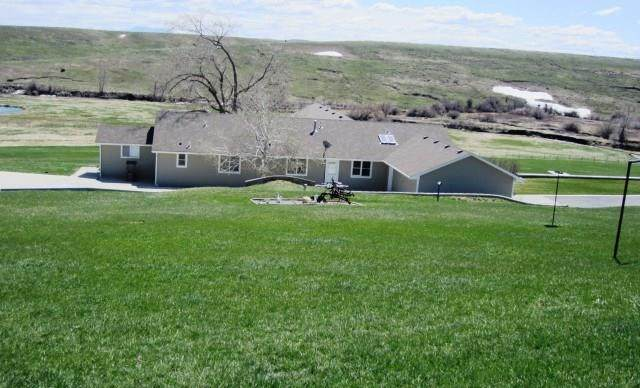 528 Clear Creek Road, Roberts, MT 59070 (MLS #303120) :: Search Billings Real Estate Group