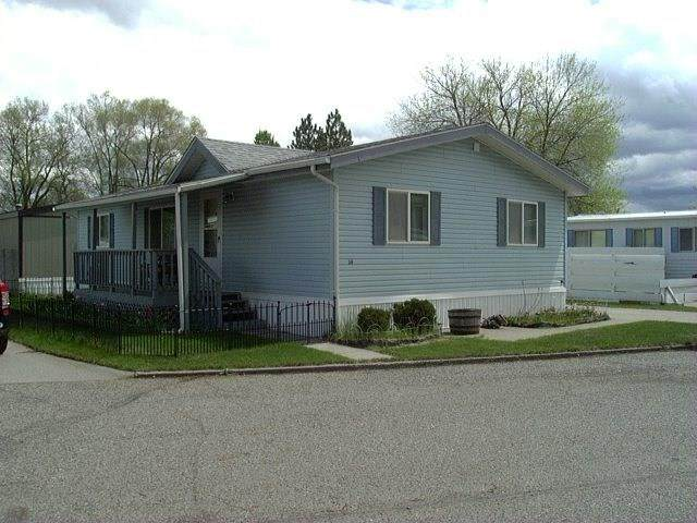 36 Silverlode Dr, Billings, MT 59102 (MLS #305530) :: MK Realty