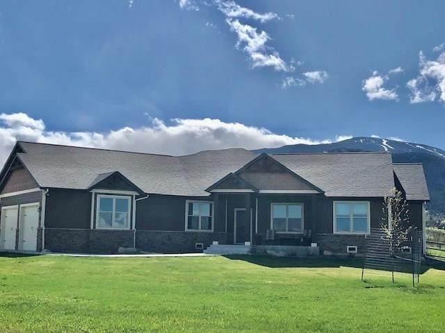 26 Meadow Circle, Red Lodge, MT 59068 (MLS #305586) :: MK Realty