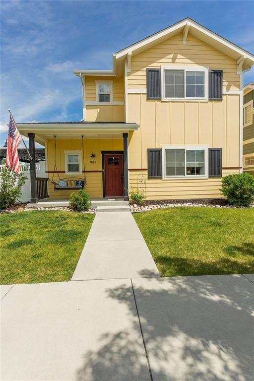 1601 Lone Pine, Billings, MT 59101 (MLS #305669) :: MK Realty