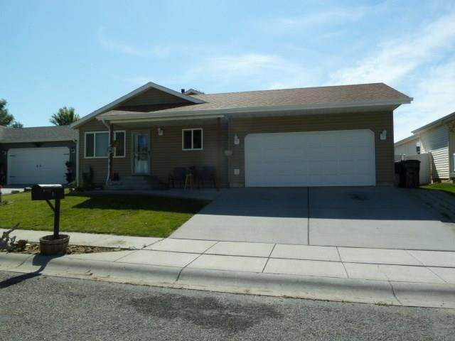 18 East Almadin, Billings, MT 59105 (MLS #308809) :: MK Realty