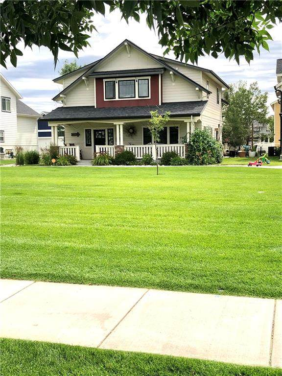 1707 Front Street, Billings, MT 59101 (MLS #308820) :: MK Realty