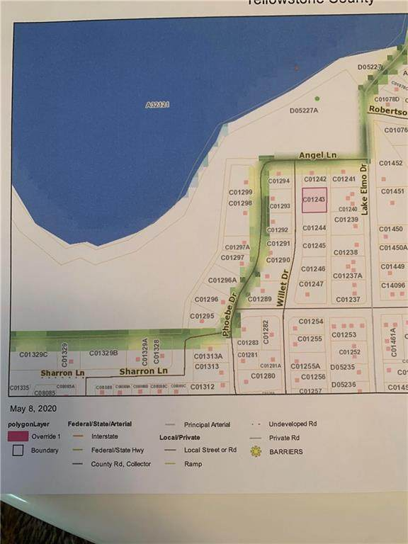 2155 Willett Drive, Billings, MT 59105 (MLS #308927) :: Search Billings Real Estate Group