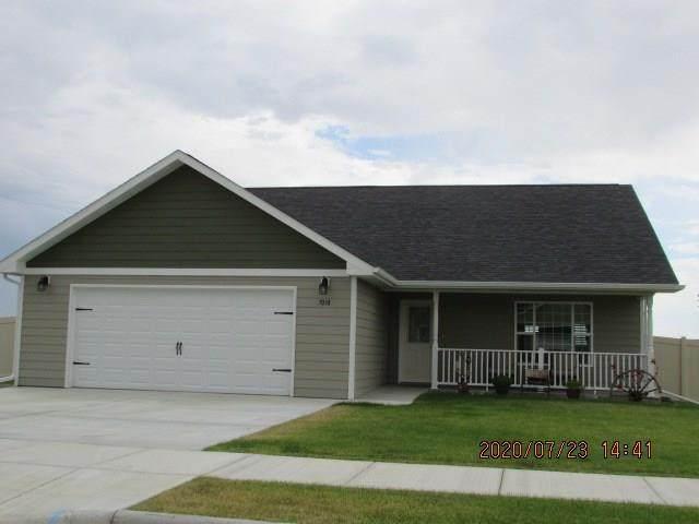 7019 Shiny Penny Way, Billings, MT 59106 (MLS #310633) :: Search Billings Real Estate Group