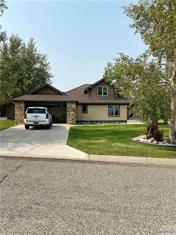 1411 Silver Circle, Red Lodge, MT 59068 (MLS #311458) :: MK Realty