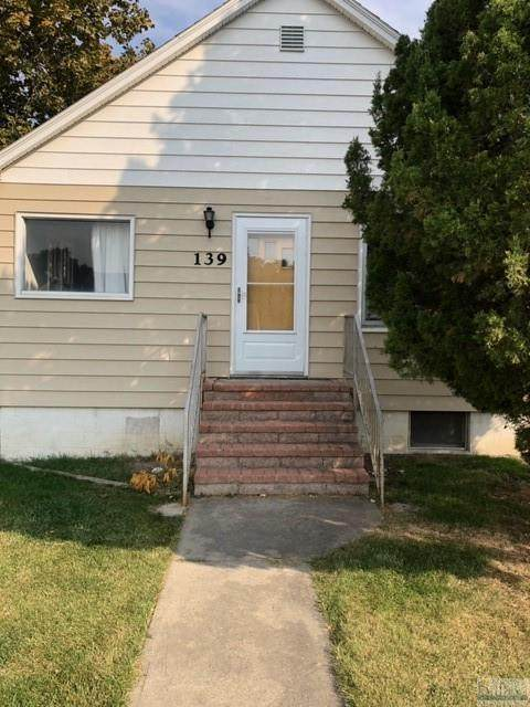 139 Adams Street, Billings, MT 59101 (MLS #311812) :: MK Realty