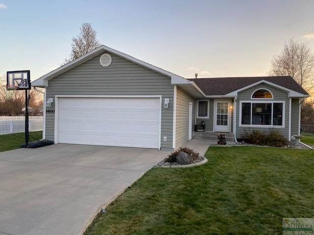 1400 Cottonwood Boulevard, Billings, MT 59105 (MLS #312142) :: Search Billings Real Estate Group