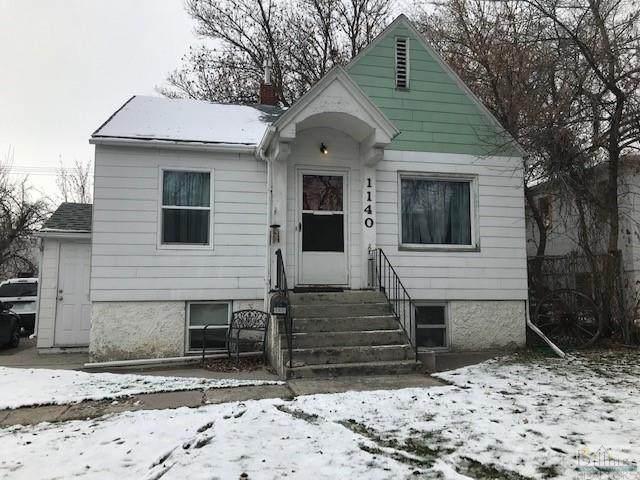 1140 N 26th Street, Billings, MT 59101 (MLS #313261) :: Search Billings Real Estate Group