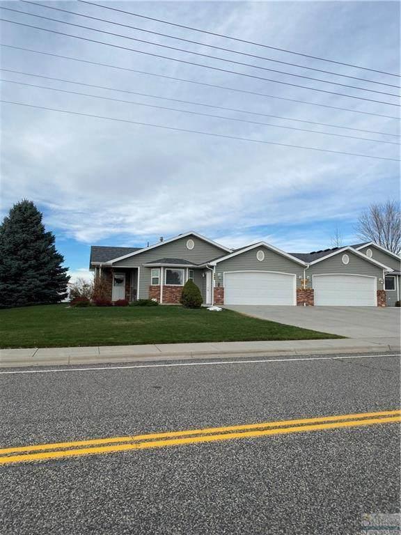 1560 38th Street W, Billings, MT 59102 (MLS #313337) :: Search Billings Real Estate Group