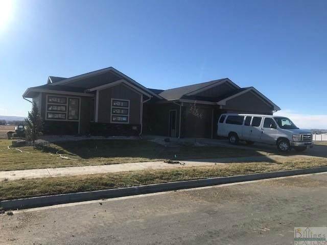 4726 Silver Creek Tr, Billings, MT 59106 (MLS #313373) :: Search Billings Real Estate Group