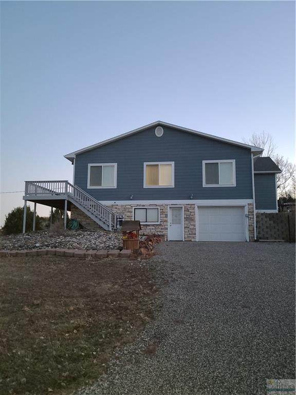1244 Pryor Creek Rd., Huntley, MT 59037 (MLS #313445) :: Search Billings Real Estate Group