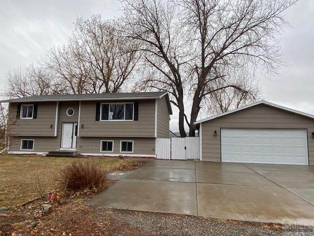 1326 Bluebell Drive, Billings, MT 59105 (MLS #314904) :: MK Realty