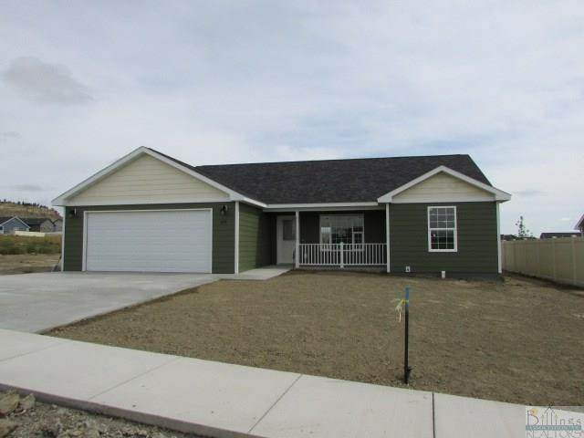 7023 Shiny Penny Way, Billings, MT 59106 (MLS #314941) :: Search Billings Real Estate Group