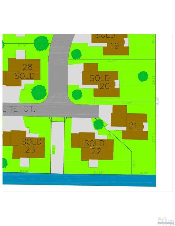 4030 Hyalite Court, Billings, MT 59106 (MLS #315031) :: MK Realty