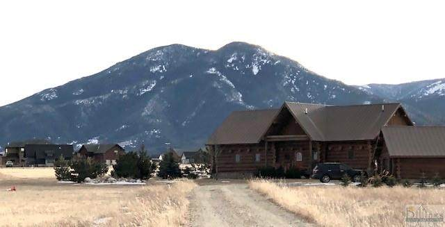 37 Fox Ln., Red Lodge, MT 59068 (MLS #315042) :: The Ashley Delp Team